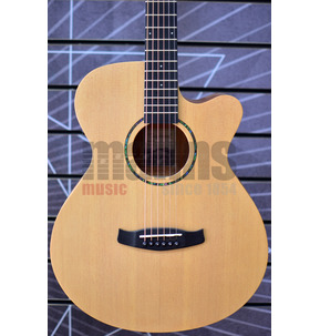 Tanglewood Roadster II TWR2 SFCE Super Folk Natural Electro Acoustic Guitar B Stock