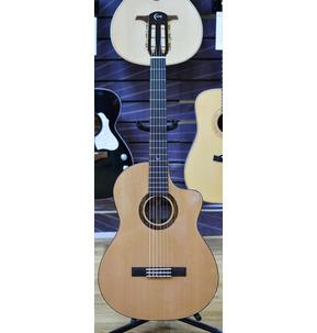 Faith FLCEHG Lyra Electro Classical Nylon Electro Guitar - Incl Padded Gig Bag