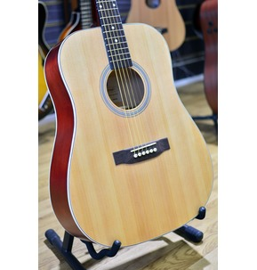 SX Dreadnought Acoustic Guitar