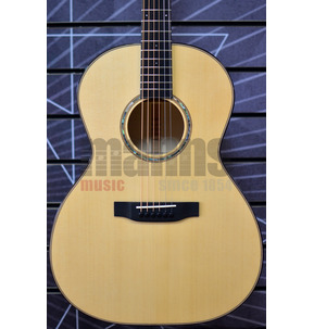 Auden Artist Special Chester 000 Natural All Solid Acoustic Guitar & Case