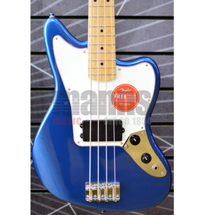 Fender Squier Affinity Series Jaguar Bass H Lake Placid Blue Electric Bass Guitar