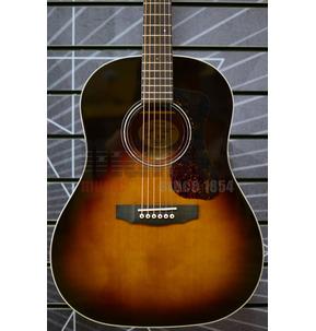 Guild Westerly DS-240 Memoir Acoustic Guitar, Vintage Sunburst
