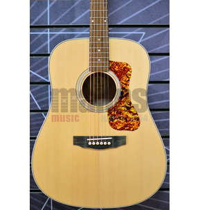 Guild Westerly D-240E Electro Acoustic Guitar, Natural
