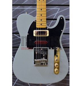Fender Stories Collection Brent Mason Telecaster, Primer Grey, Maple & Case