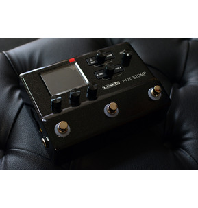 Line 6 HX Stomp - Compact Professional Guitar Processor