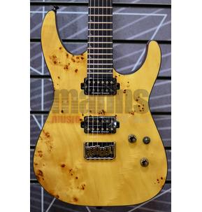 Jackson Pro Series Soloist SL2P MAH HT Desert Sand Electric Guitar
