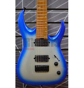 Jackson Pro Series Signature Misha Mansoor Juggernaut HT7 Blue Sky Burst 7-String Electric Guitar