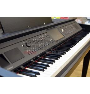Secondhand Yamaha CVP609BUK Digital Ensemble Piano