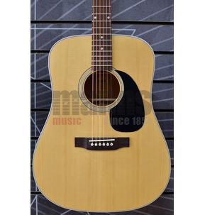 Blueridge Contemporary Series BR-60 Dreadnought Natural Acoustic Guitar