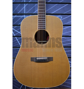 Auden Neo Colton Dreadnought Electro Acoustic Guitar & Case