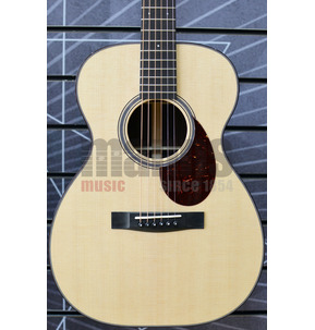 Huss & Dalton Traditional T-OO14 Double-O Natural All Solid Acoustic Guitar & Case
