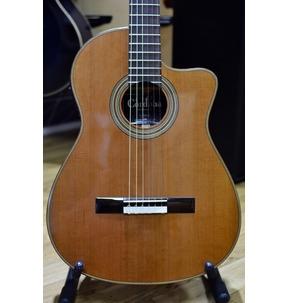 Cordoba Fusion 12 Natural Cedar Electro Classical Nylon Guitar
