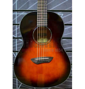 Yamaha CSF1M Electro Acoustic Guitar - Tobacco Brown Sunburst