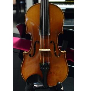 Second-Hand German 3/4 violin, mid 20th Century