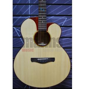 Mantis M2HL Jumbo Natural Acoustic Guitar