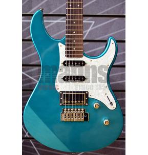 Yamaha Pacifica PAC612VIIX Teal Green Metallic Electric Guitar