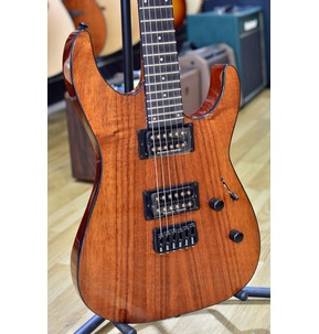 ESP LTD M-1000HT KOA NG Natural Gloss Electric Guitar