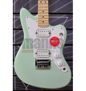 Fender Squier Mini Jazzmaster HH, Surf Green, Maple