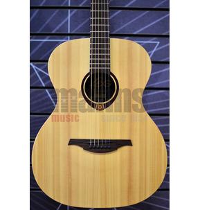 Lag Tramontane 70 T70A Auditorium Nautral Acoustic Guitar