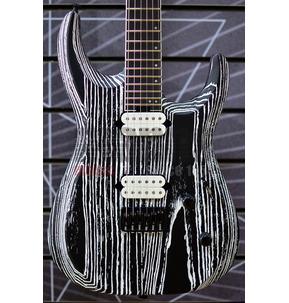 Jackson Pro Series Dinky DK Modern Ash HT6 Baked White Electric Guitar