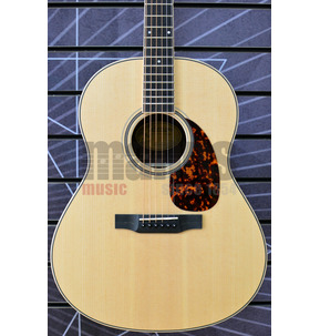 Larrivee Rosewood Recording Series L-03R L-Body Natural All Solid Acoustic Guitar & Case