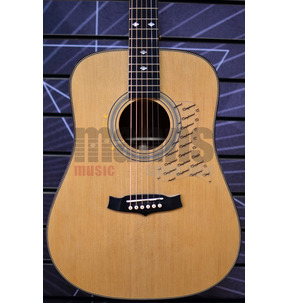 Tanglewood Heritage TW15 H Dreadnought All Solid Acoustic Guitar & Case