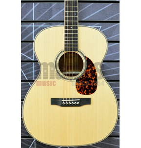 Larrivee Mahogany Legacy Series OM-40 Orchestra Model Natural All Solid Acoustic Guitar & Case