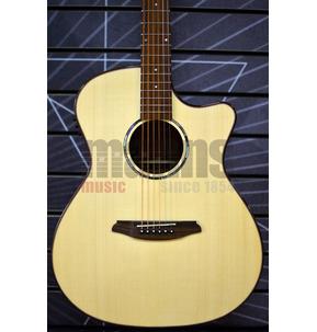 Rathbone No.3 R3SBCE Grand Auditorium Natural Electro Acoustic Guitar