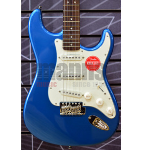 Fender Squier Classic Vibe '60s Stratocaster Lake Placid Blue Electric Guitar