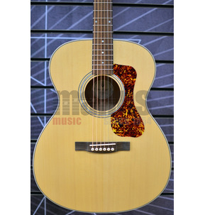 Guild Westerly OM-240E Electro Acoustic Guitar, Natural