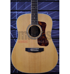 Guild Westerly D-260E Deluxe Acoustic Guitar, Natural