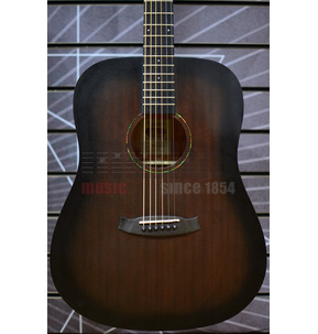 Tanglewood Crossroads TWCR D Dreadnought Whiskey Barrel Burst Acoustic Guitar