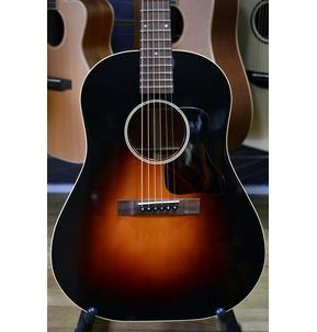 Huss & Dalton Crossroads DS Slope Dreadnought Sunburst All Solid Acoustic Guitar & Case