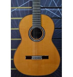 Cordoba Luthier C10 Parlour All Solid 7/8 Size Nylon Guitar & Case