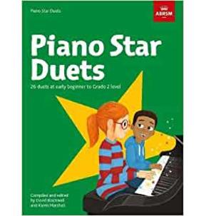 ABRSM: Piano Star Duets - Pre-grade 1 - Grade 2