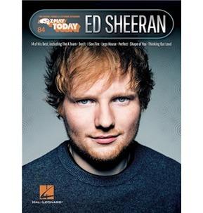 Ed Sheeran: E-Z Play Today Volume 84 (E-Z Play Today)