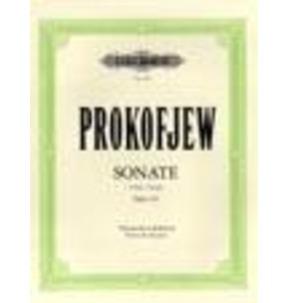 Cello Sonata in C Op. 119 by Prokofiev