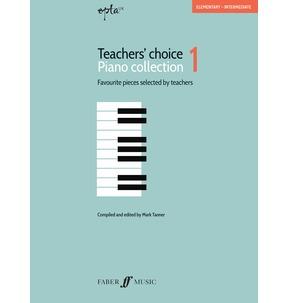 EPTA Teachers Choice Piano Collection 1 - Grades 1-4