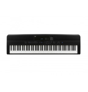 Kawai ES520 Portable Digital Piano - Black