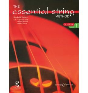 Essential String Method For Violin
