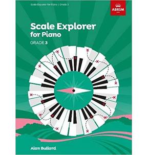 Piano Scale Explorer - Grade 3