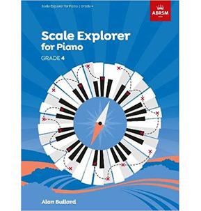 Piano Scale Explorer - Grade 4