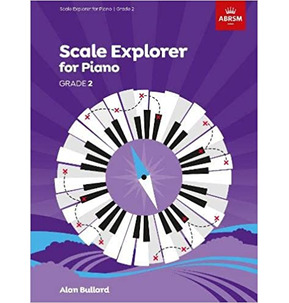 Piano Scale Explorer - Grade 2