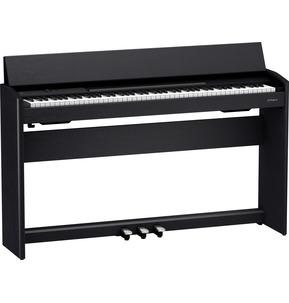Roland F701 - Digital Piano in Contemporary Black