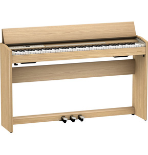 Roland F701 - Digital Piano in Contemporary Light Oak