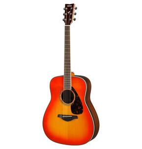 Yamaha FG830 Dreadnought Autumn Burst Acoustic Guitar