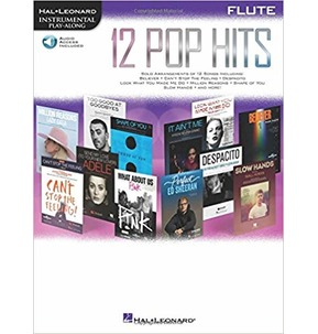 12 Pop Hits: Flute