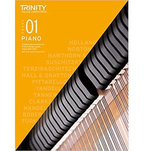 Trinity Piano Exam Pieces and Exercises 2021-2023 - Grade 1