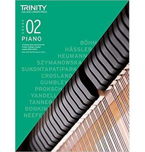 Trinity Piano Exam Pieces and Exercises 2021-2023 - Grade 2