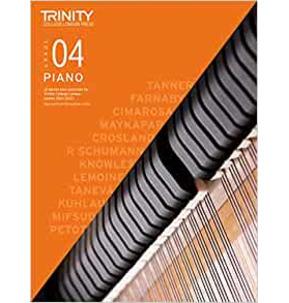 Trinity Piano Exam Pieces and Exercises 2021-2023 - Grade 4